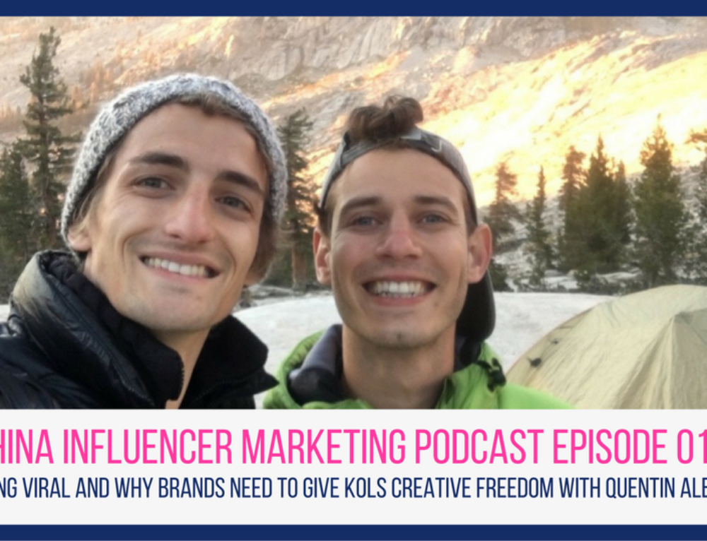 CIM Episode 014: Going Viral and Why Brands Need to Give KOLs Creative Freedom with Quentin Albert