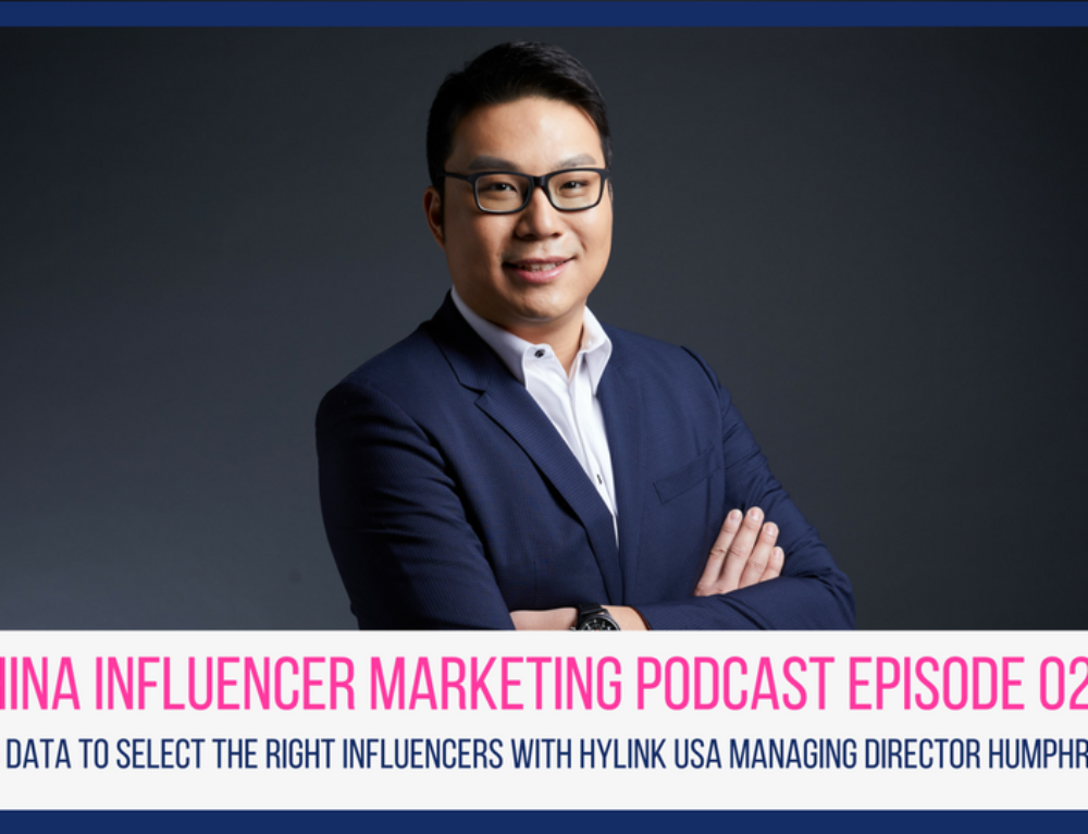 CIM Episode 024: Using Data to Select the Right Influencers with Hylink USA Managing Director Humphrey Ho