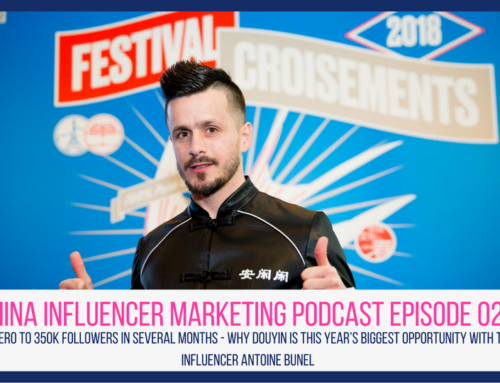 CIM Episode 026: From Zero to 350K Followers in Several Months – Why Douyin is This Year's Biggest Opportunity with Top F&B Influencer Antoine Bunel