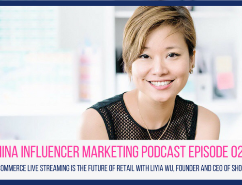 CIM Episode 028: Why Ecommerce Live Streaming is the Future of Retail with Liyia Wu, Founder and CEO of ShopShops