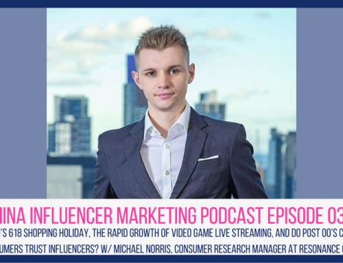 CIM Episode 030: JD.com's 618 Shopping Holiday, the Rapid growth of Video Game Live Streaming, and do Post 00's Chinese Consumers Trust Influencers? w/ Michael Norris, Consumer Research Manager at Resonance China