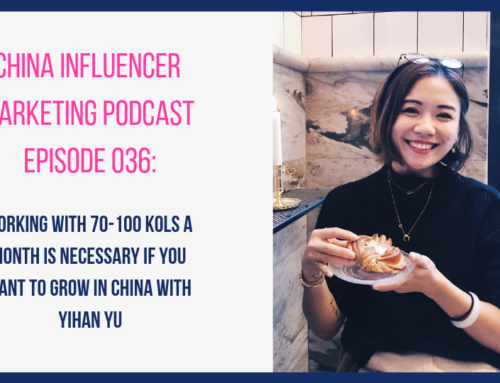 CIM036: Working With 70-100 KOLs a Month is Necessary if You Want to Grow in China with Yihan Yu
