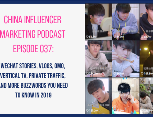 CIM 037: WeChat Stories, Vlogs, OMO, Vertical TV, Private Traffic, and more buzzwords you need to know in 2019