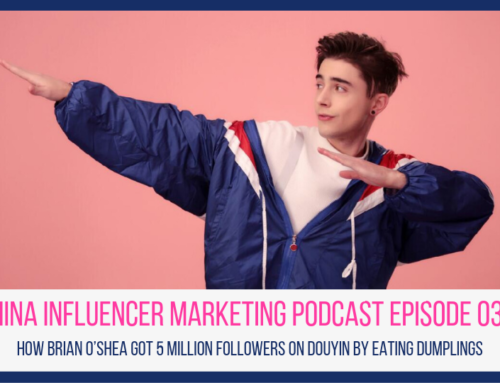 CIM 038: How Brian O'Shea Got 5 Million Followers on Douyin by Eating Dumplings