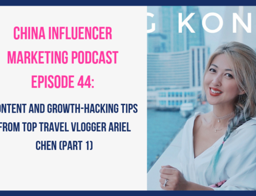 CIM044:Content and Growth-Hacking Tips from Top Travel Vlogger Ariel Chen (Part 1)