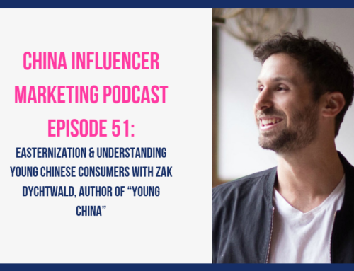 "CIM 051: Easternization & Understanding Young Chinese Consumers with Zak Dychtwald, Author of ""Young China"""