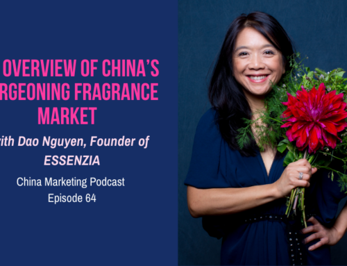 CMP064: An Overview of China's Burgeoning Fragrance Market with Dao Nguyen, Founder of ESSENZIA